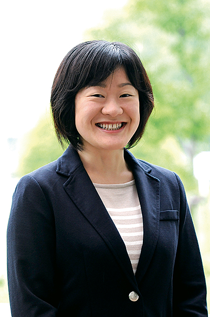 Photo of Ritsuko Eguchi